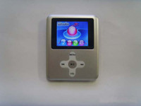 Wholesale DHL new arrivals inch gen GB GB Blossom Button Screen mp3 MP4 Player