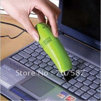 Wholesale Computer Laptop PC Keyboard MINI USB Vacuum Cleaner unwrapped present