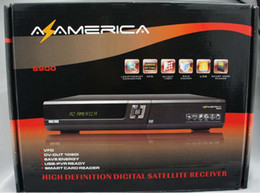 Wholesale Post AZ America S900 HD S900HD s900hd digital satellite receiver south american hot sale