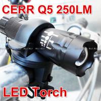 cree q5 bike light - LM Genuine CREE Q5 LED Bike headlightBicycle headlight bicycle light NEW