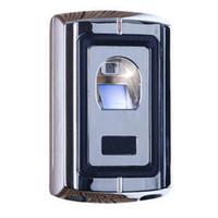 Wholesale F007 F007EM Metal Anti Vandal Fingerprint and KHZ RFID Access Control Biometric Door Entry Control