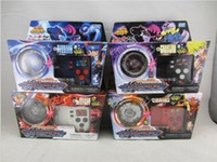 Wholesale Super Control Beyblade IR Wiress RC Remote D beyblade Metal Fight BIG BANG PEGASIS