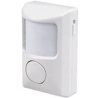 Antirrobo Inalámbrico <b>Sensor</b> Infrarrojo de alarma de seguridad activado 4 x AAA Powered