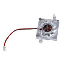 Wholesale Graphics Card Cooling Fan Silver DC V New Pin Connector