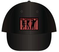 Wholesale Sound Activated Light Up Hat Flashing Cap Equalizer EL LED Baseball Hat