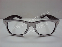 Wholesale 8pcs Sunglass Frame Classic style Women s Glasses Frame Sunglasses Glass Lens mm
