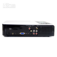 Wholesale LED Projector Multimedia Full HD HDMI TV DVD player high performance optical engine projection