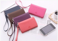 Wholesale 10pcs Multi function Mobile Phone Package Card Package Wallet