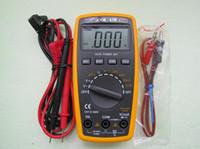 Wholesale Digital Multimeter VICTOR81B electrical meter voltmeter ammeter small and portable