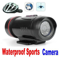 Wholesale Underwater Diving Camera and Sports camera Color Video Cam