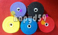 Wholesale 10pcs tennis grip squash overgrip VS badminton sweatband non slip grip racquet overgrip