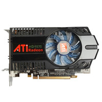 Wholesale 2G Bit For ATI hd6570 DDR3 Graphics Card New