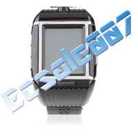 Wholesale W08 Watch Phone Quad Band MP Camera Bluetooth Inch Touch Screen Cellphone Black
