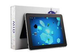 Cube u9gt2 9.7inch écran IPS capacitif Android 4.0 ICS 1GB 16GB double Caméras MID Tablet PC