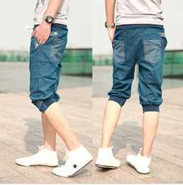 Wholesale Hot Sale Specials new style fashion brand men s casual shorts tide Men s pants