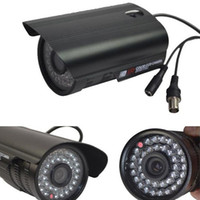 Wholesale SECURITY SURVEILLANCE OUTDOOR Waterproof IR LED Night vision CCTV CAMERA for DVR SYSTEM