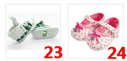Wholesale EMS Mixed styles Kid Baby Infants Shoes pre walker shoe babies walking shoes Mothercare shoes