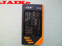 Wholesale Digital thermometer and humidity the table VICTOR330 indoor temperature and humidity measuring instr