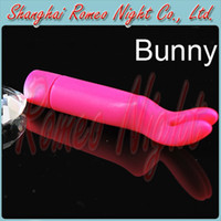 Wholesale LOVE TOY Bunny G Spot Vibrator Clit Vibe Vibration Massage Sex toys Sex products Adult toy