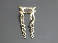 Band Rings Unisex Alloy Fashion Twist Midi Ring