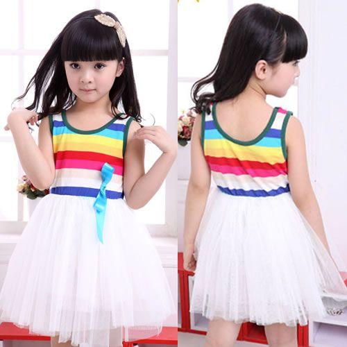 Dress design for summer 2012