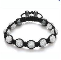 Wholesale Retail shamballa bracelet wrap bracelets