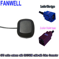 gps antenna cable - GPS antenna cable length M with Fakra connector with RG174 cable FW