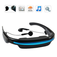 Wholesale quot Virtual Screen D Video Glasses Cinema Eyewear Mobile Theatre Music Player Ebook