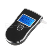Wholesale Professional Police LCD Digital Breath Alcohol Tester Breathalyzer Y1032A