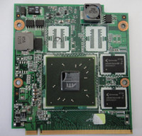 Wholesale 100 Bland new original ATI HD2300 PVAVA12FG DDR2 MB Bit MXMII VGA card for ASUS A8JR