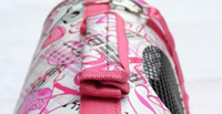 Wholesale Nice pets dogs cats Pet Bed Travel Carrier Tote Shoulder Bag dog carrier Size S M L Pink