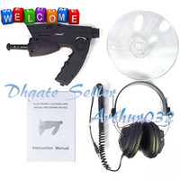 Wholesale Fashion Bionic Ear M Sound Distance Voice Detector Listener Quality Headphone Spy Bird Watcher