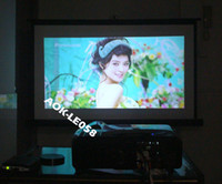 Wholesale Brand NEW LED Portable HDMI h LED MINI Projector Home cinema Portable projector Big screen