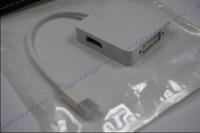 Wholesale Mini Display Port DP to HDMI DVI Display Port in Mini Displayport Adapter Cable