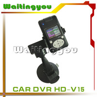 Cheap top quality 1.5 inch colorful screen CAR DVR 90 degree rotating Camera Lens 1080x720p