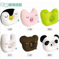 Wholesale Animal Fruit Music Pillow Good Sleeping nap music pillow mm hole for mp3 mp4 mobile phone