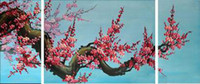 Wholesale Oil Painting Pictures of Flowers LRGP0135