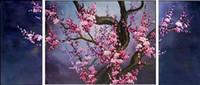 Wholesale Oil Painting Pictures of Flowers LRGP0138