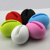Wholesale MUSIC egg louder speaker for iphone g s high quality stand amplifier
