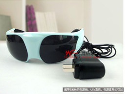 Wholesale latest magnetic eye massager glasses