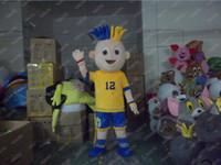 Wholesale NEW EURO POLAND UKRAINE UEFA SLAVEK and SLAVKO MASCOT DRESS ADULT SIZE