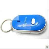 Wholesale Sound Control Whistle Locator Key Finder with keychain