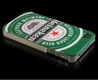 Hot Selling! Novelty Heineken Beer Hard Back Housing Case Sk...