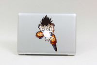 PVC Yes Laptop Goku Vinyl Decal Protective Laptop Sticker For Apple MacBook Air Pro Humor skin Art protector Free