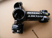 Wholesale Newest RITCHEY Wcs MATRIX half carbon stems MM bike carbon stems