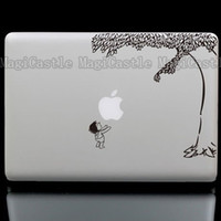 Wholesale Childhood Vinyl Decal Protective Laptop Sticker For Apple MacBook Air Pro Humor skin