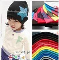 Boy beanie babies heads - Design Baby hats children cap kids cotton infant head warmer spring autumn winter Fashion