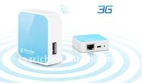 Wholesale TP LINK TL WR703N M N Mini G WiFi Wireless Router