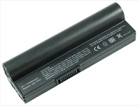 ASUS eee pc 4g - 6 cells laptop battery replacement for Eee PC G Surf G G G Surf EEEPC46 OA001B1100 Black