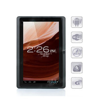 Wholesale New quot Allwinner A13 Epad Android OS Capacitive Touchscreen WIFI USB G Flash Tablet Pc